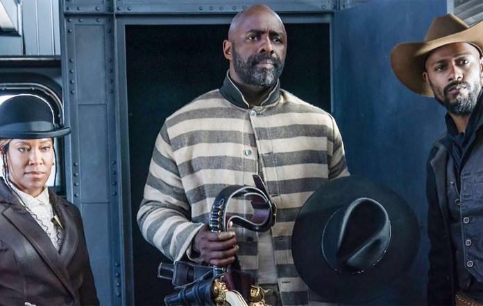 Watch Jonathan Majors take on Idris Elba in 'The Harder They Fall' Netflix  trailer