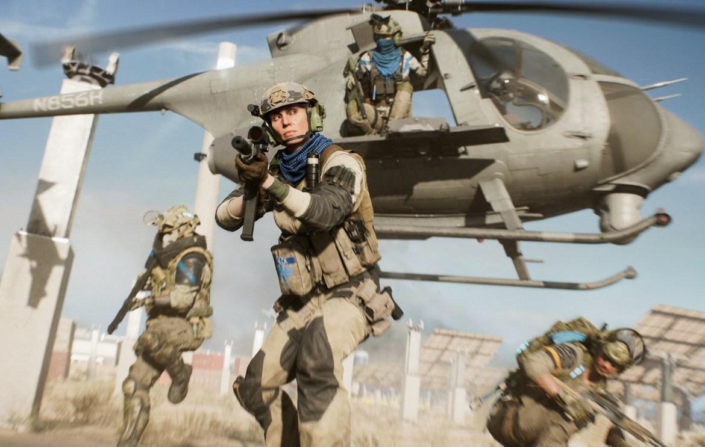 Battlefield 2042 hazard mode deploy