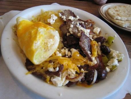 """The """"Greek Breakfast"""""""