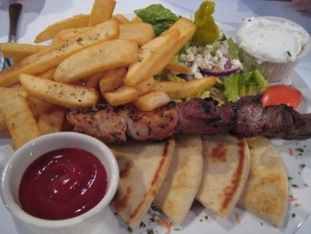 Koutopolo Kebab