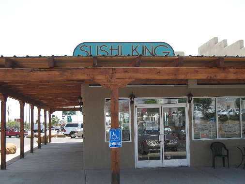 Sushi King on Albuquerque's West side
