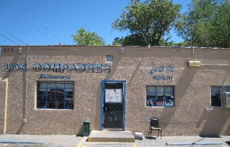 Los Compadres Restaurant on Isleta