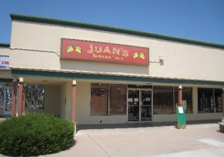 Juan's Broken Taco