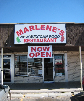 Marlene's New Mexican Food Restaurant