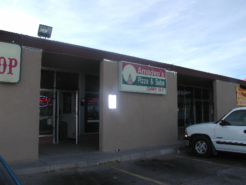 Amadeo's Pizza & Subs
