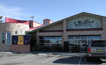 The Montgomery location of Scarpas is a popular dining destination.