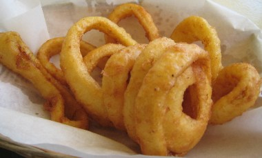 Quite possibly the very best onion rings in the Duke City.