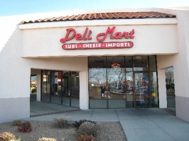 The Deli Mart, a feast for the senses!