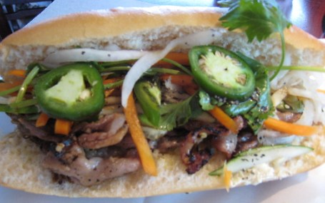 Banh Mi, the outstanding Vietnamese sandwich!