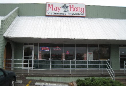 May Hong, one of Albuquerque's very best Vietnamese restaurants!