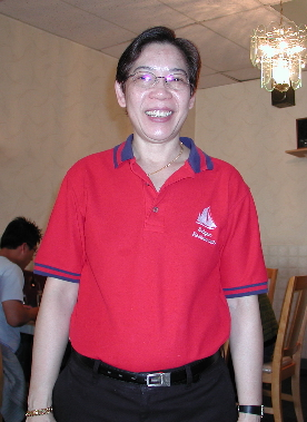 Chef Vicki Truoung, the heart and soul of Saigon.