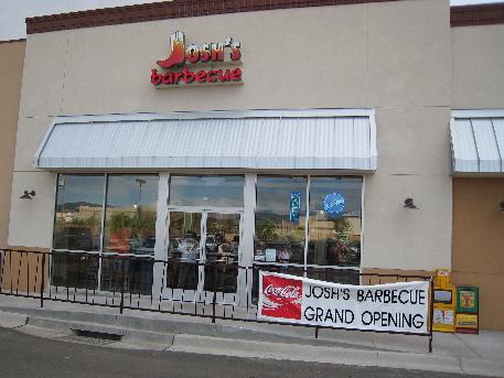 Josh's Barbecue in Santa Fe
