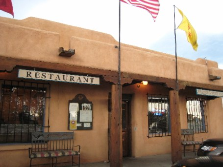 The Trading Post Cafe in Ranchos de Taos