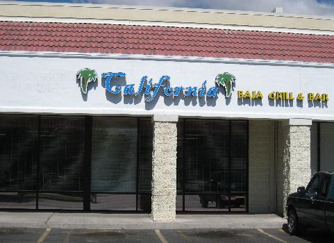 California Baja Grill