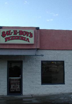 Sal-E-Boy's Pizzeria in Rio Rancho
