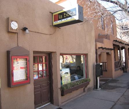 La Boca in Santa Fe