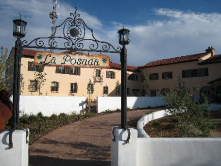 The fabulous La Posada