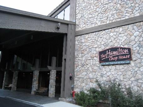 The Hamilton Chop House