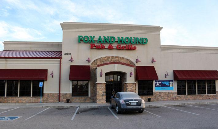 Fox And Hound Pub Amp Grille Albuquerque New Mexico
