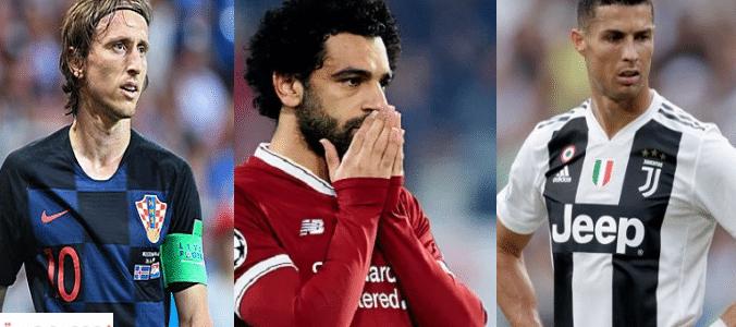 موعد الإعلان عن جائزة أفضل لاعب فى أوروبا 2018 القنوات الناقلة للحفل