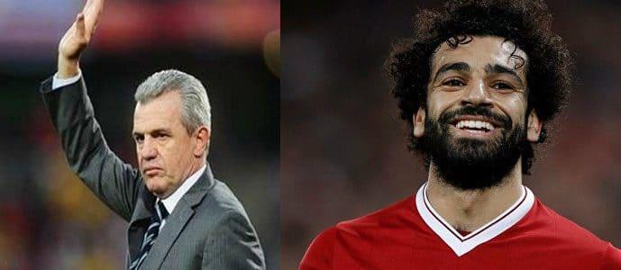 أجيري يصر على وجود محمد صلاح في معسكر منتخب مصر المقبل، و يصطدم باتحاد الكرة