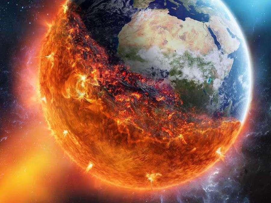 عاصفة شمسية مدمرة ستضرب الأرض