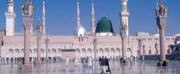 عاجل: تفاصيل حادث إطلاق النار في ساحة المسجد النبوي بالمدينة المنورة والقبض على مرتكب الواقعة