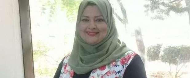 """مذيعة فى التلفزيون المصري تثير ضجة كبيرة على مواقع التواصل الاجتماعي بعد تصريحها """"اضربوا زوجاتكم بالحذاء"""""""