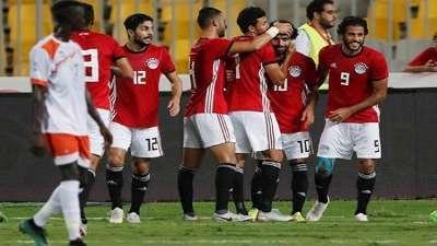 تشكيل المنتخب المصري أمام سوازيلاند