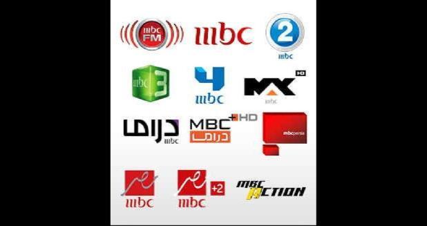 ترددات قنوات أم بى سى الجديدة 2019 MBC