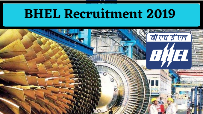 BHEL Careers Portal ... RECRUITMENT- Experienced Engineering Professionals -2019 ... BHEL, one of India's leading PSUs, is today the largest engineering ... RECRUITMENT- Engineer ... · RECRUITMENT- Experienced ...
