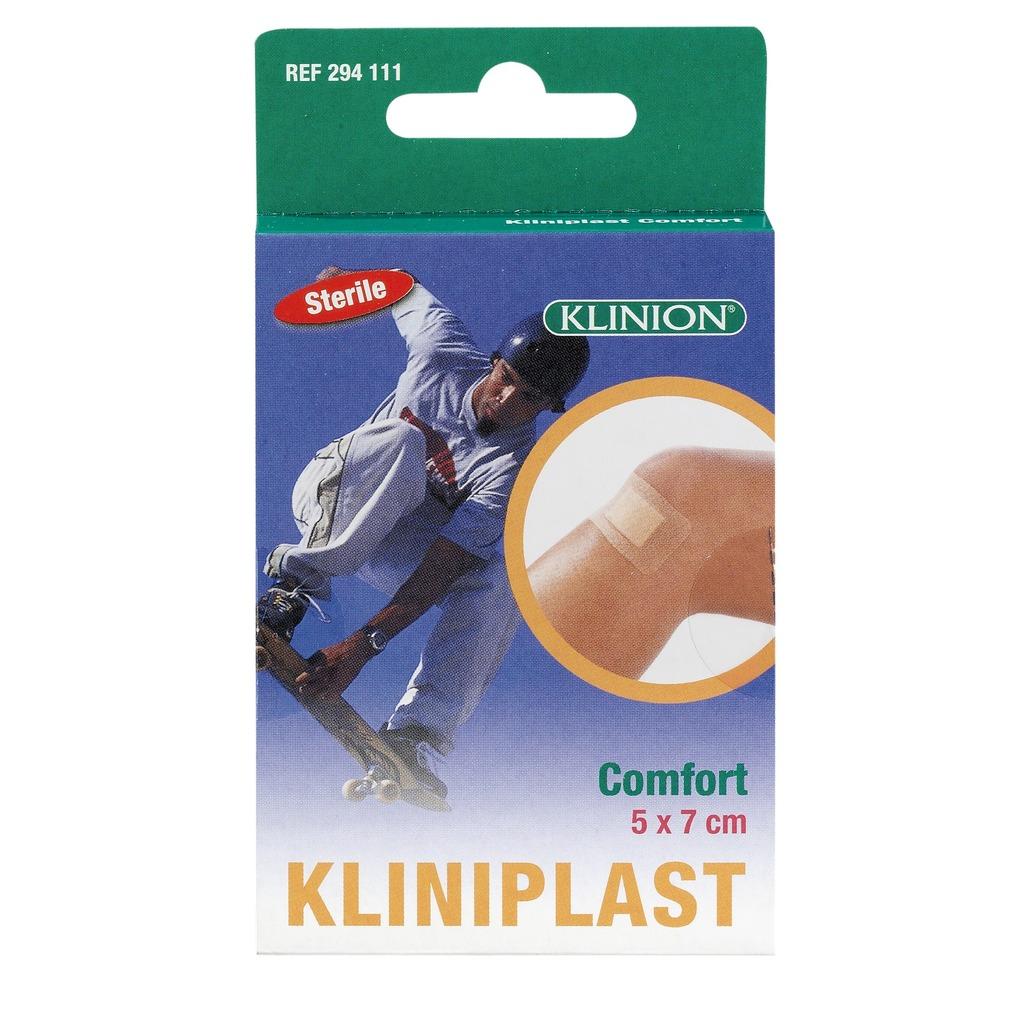 Boite pansement adhésif stérile Kliniplast Comfort