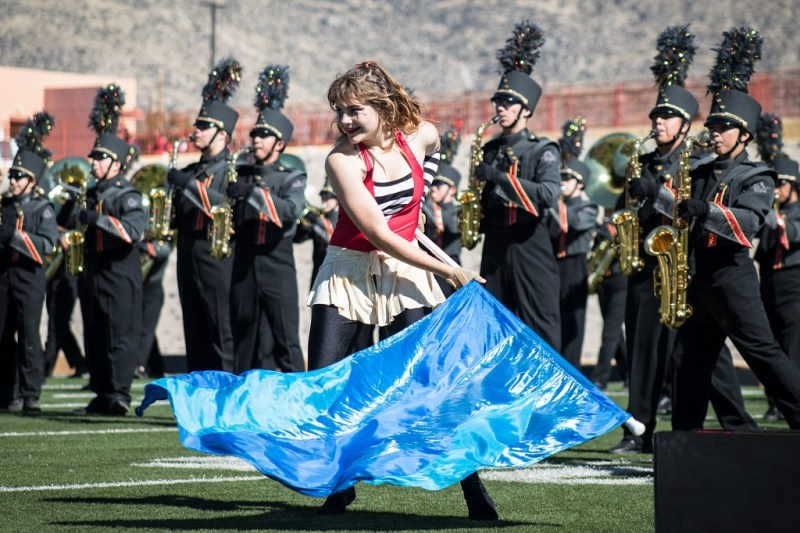 Photo of Centennial Marching Band