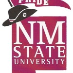 NMSU Pride Marching Band logo