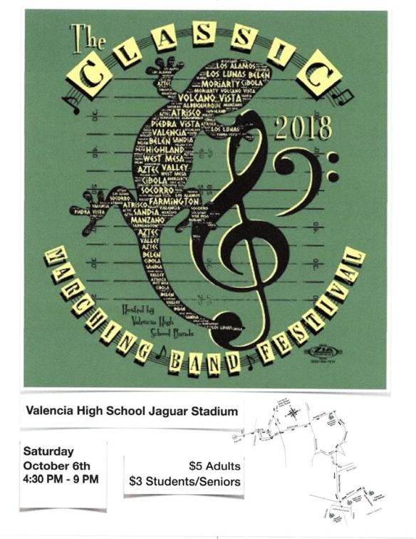 Valencia Classic 2018 Promotional Flyer