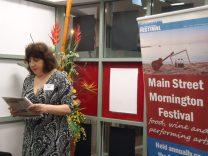 Festival Director Christina Nolan