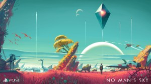 No Man's Sky Artwork
