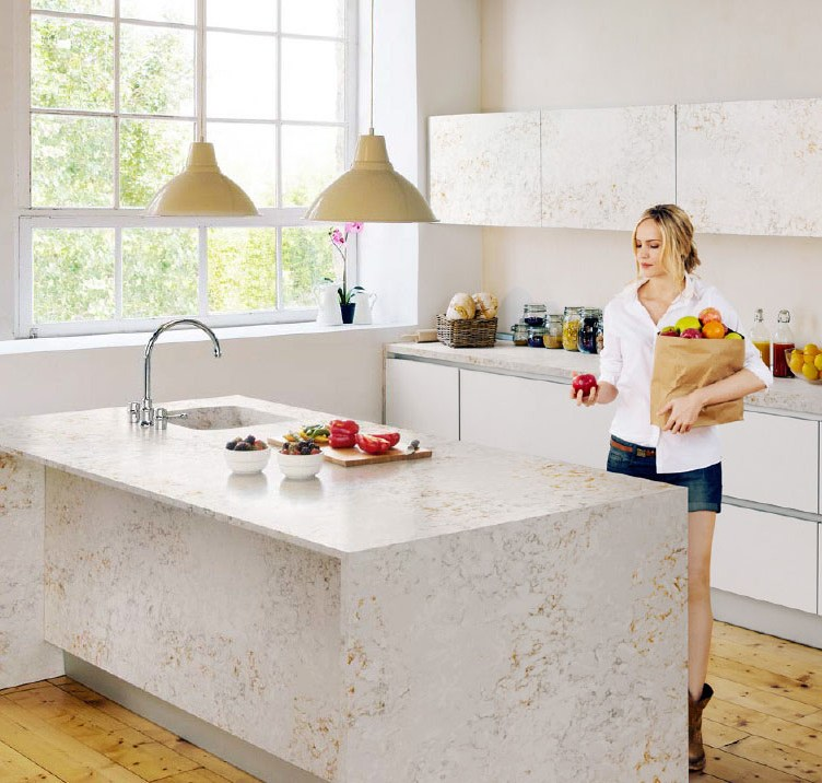 Encimeras de cocina todos los estilos y materiales - Encimeras de cocina silestone ...