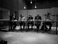 Die Diskussionsrunde