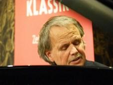 Heinrich Hartl am Piano. Foto: Juan Martin Koch