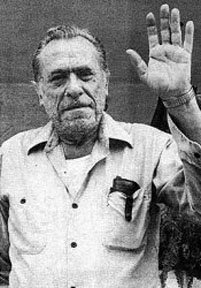 Bukowski Waving