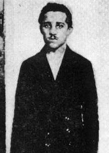 Goian Gavrilo Princip (Iturria: rus-vopros.livejournal.com)