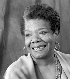 Maya Angelou, Marguerite Ann Johnson, Phenomenal Woman, I Know Why the Caged Bird Sings