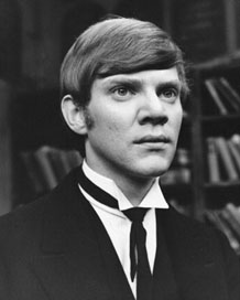 Malcolm McDowell in the early days