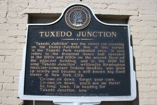 Image result for Tuxedo Junction 1728 20th Street, Ensley