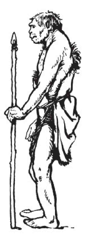 Глава 3 Первые пещерные люди Первобытные люди Быт
