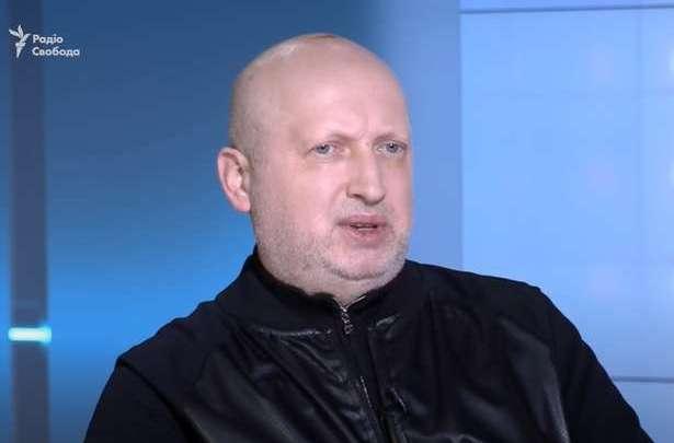 """Турчинов сказав, що задумав Путін по Україні: """"До великої війни Росія не готова"""""""