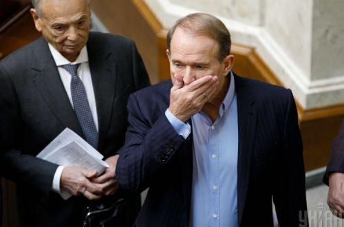 Печерський суд: Віктору Медведчуку обирається запобіжний захід