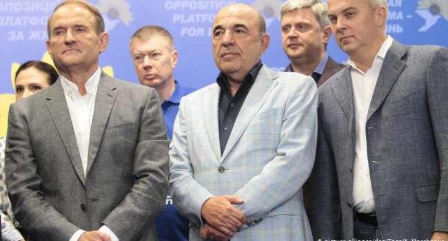 Політолог: сьогоднішня ситуація показала, що ніякої «ОПЗЖ» як цілісної партії вже немає
