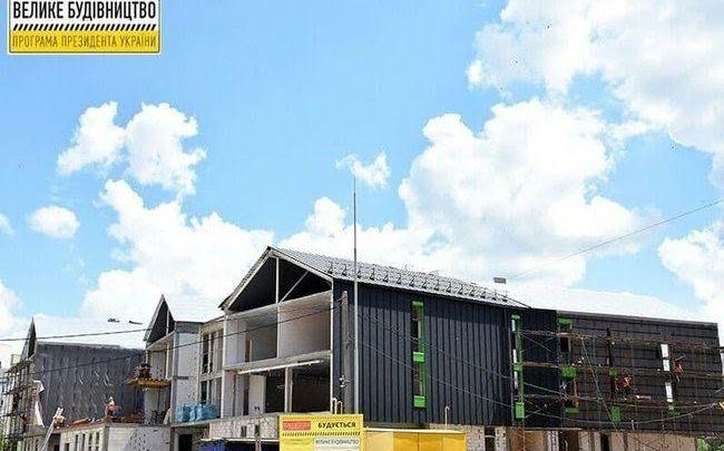 """Програми """"Велике будівництво"""": У Сумах будують дитячий садок за унікальним проєктом"""